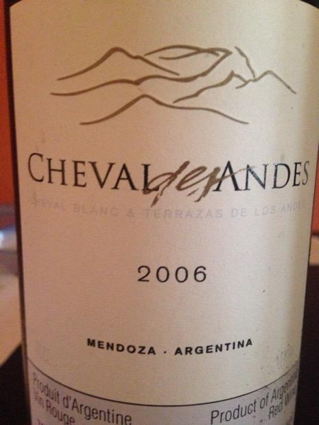 Terrazas De Los Andes Cellartracker