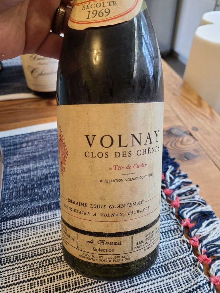 2017 Louis Glantenay Volnay 1er Cru Clos Des Chênes France Burgundy Côte De Beaune Volnay 1er Cru Cellartracker