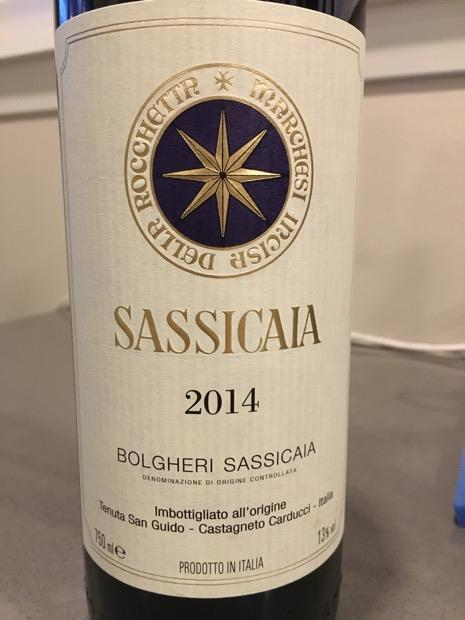 Top Guidelines Of Sassicaia Wine 2008