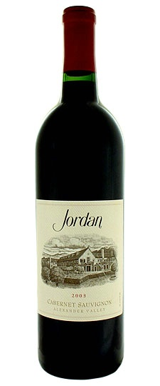 buy good attractive price detailed pictures 2003 Jordan Vineyard & Winery Cabernet Sauvignon Alexander ...