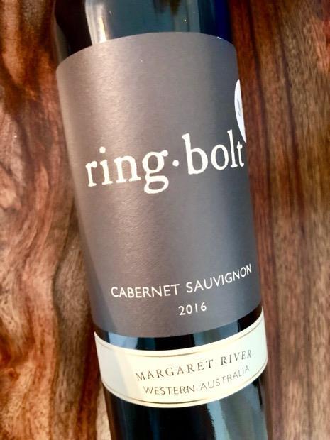 2016 Ringbolt Cabernet Sauvignon Australia Western