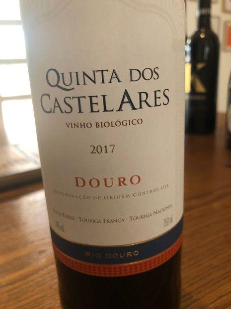 2017 Casa Agrícola Manuel J. Caldeira Douro Quinta dos Castelares, Portugal, Douro - CellarTracker