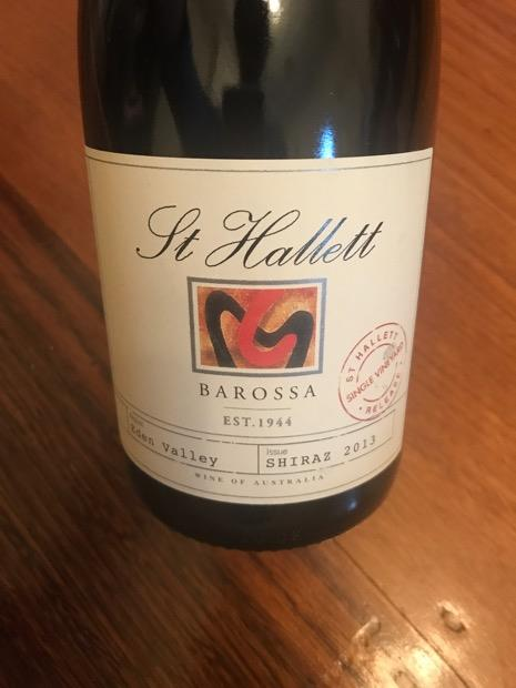 St Hallett Scholz Estate Single Vineyard Shiraz