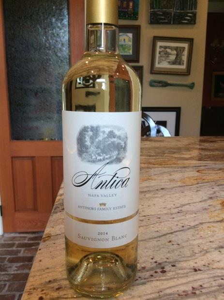 2015 Antica (Antinori) Sauvignon Blanc, USA, California, Napa ...