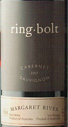 2007 Ringbolt Cabernet Sauvignon Australia Western