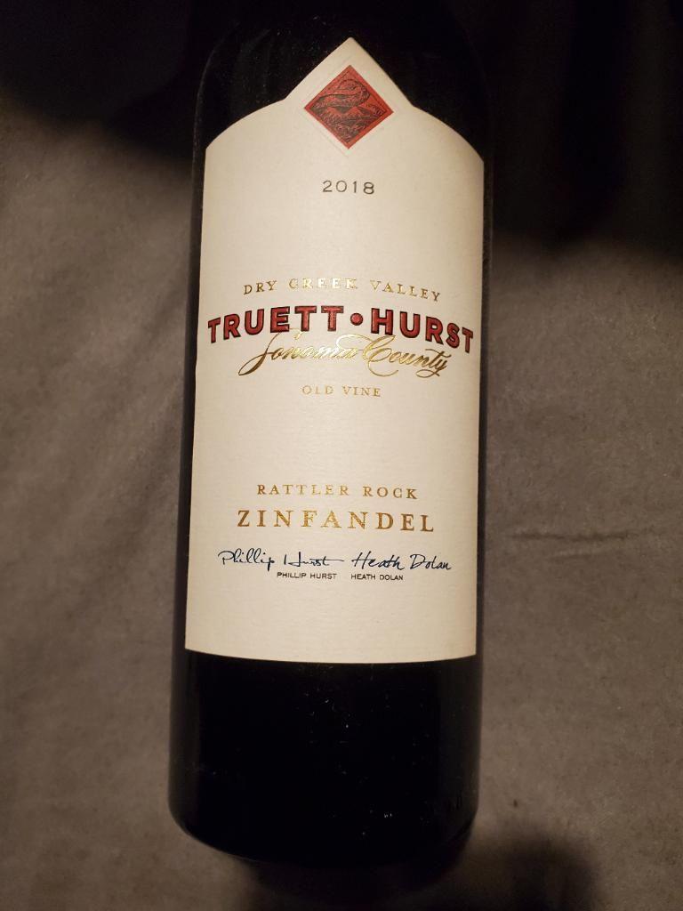 2014 Small Vines Wines Chardonnay TBH Vineyard, USA