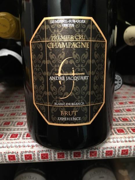 1999 André Jacquart Champagne Grand Cru Blanc de Blancs ...