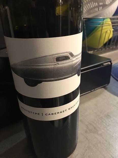 2016 Prototype Cabernet Sauvignon Usa California Napa