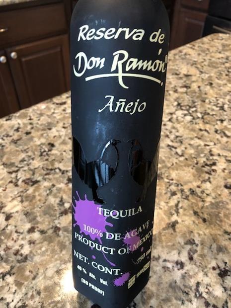 Silver Reposado Don Ramon Tequila