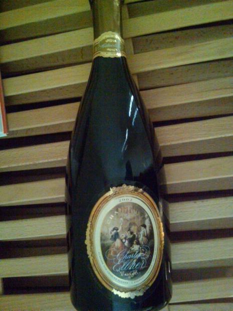 Capsule de champagne BAGNOST A. 19b. noir et or
