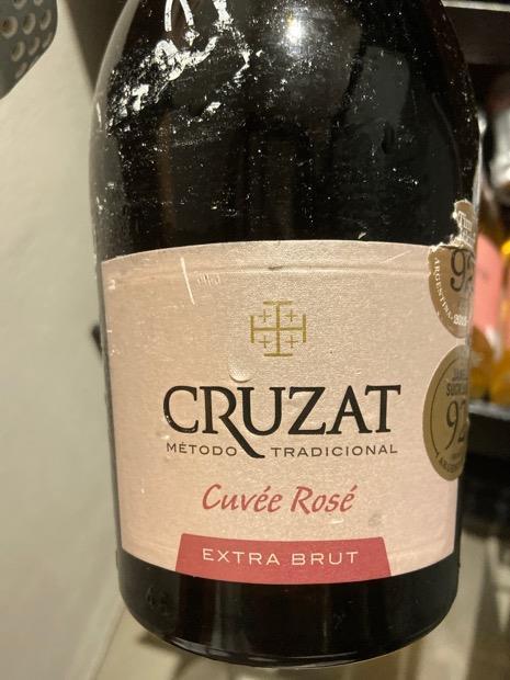 2016 Bodega Cruzat Cuvée Réserve Rosé Extra Brut, Argentina, Mendoza, Valle de Uco - CellarTracker