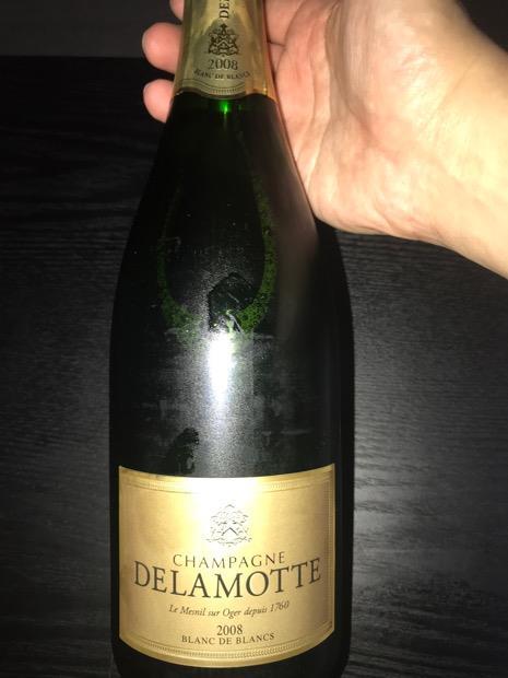 2008 Delamotte Champagne Blanc de Blancs Millésimé, France ...