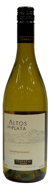 2011 Terrazas De Los Andes Chardonnay Altos Del Plata