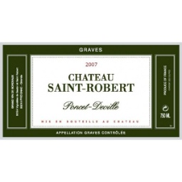 05 Chateau Saint Robert France Bordeaux Graves Cellartracker