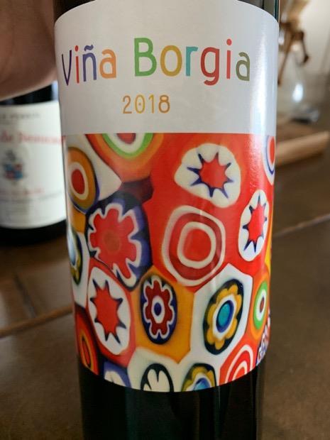 2018 Bodegas Borsao Campo de Borja Viña Borgia, Spain, Aragón, Campo de Borja - CellarTracker
