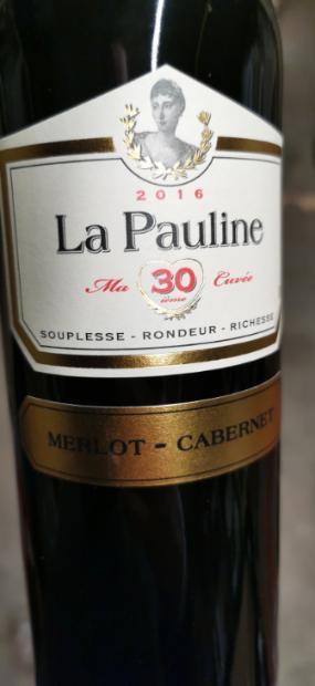 Nv La Pauline Vin De Pays D Oc Cuvée Anniversaire France