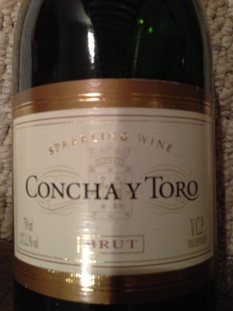 NV Concha Y Toro Brut Chile