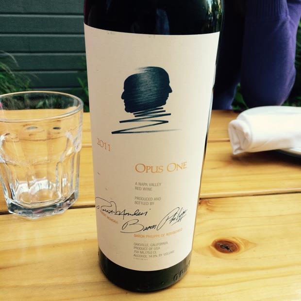 2011 Opus One Usa California Napa Valley Cellartracker