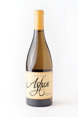 2012 Ashan Cellars Chardonnay Kestrel Vineyard, USA, Washington ...