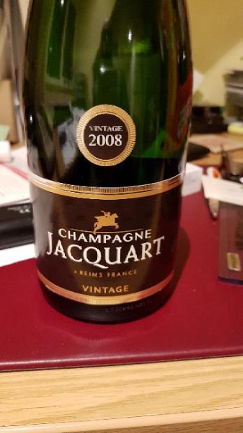 2008 Jacquart Champagne Brut Millesime France Champagne Cellartracker